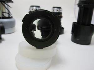 NEC NP02ZL Objektiv Weitwinkel Zoom LCD 1.2-1.6.1 – Bild 2