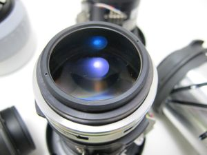 NEC NP02ZL Lens Short Throw Zoom LCD 1.2-1.6.1 – image 1