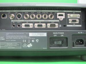 Panasonic PT-DZ770K – image 4