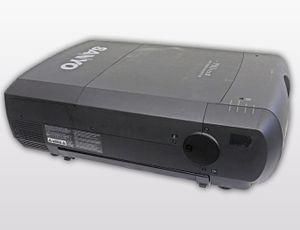 Sanyo PLC-XF47 – Bild 5