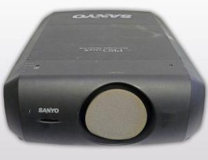 Sanyo PLC-XF47 – Bild 2