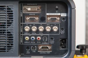Sanyo PLC-XP200L – Bild 6