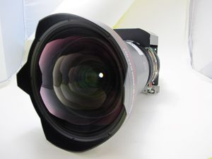 Barco TLD+ ULTRA 0.8-1.16:1 Ultra Wide Angle Lens  – image 2