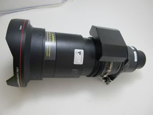 Barco TLD+ ULTRA 0.8-1.16:1 Ultra Wide Angle Lens  – image 10