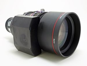 Barco TLD+ 2.8 - 4.5:1 Zoom Tele Projector Lens  – image 2