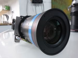 Barco TLD 5.0-8.0:1 Ultra Tele Zoom Projector Lens