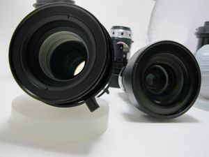 NEC NP12ZL Lens Short Throw Zoom LCD 1.19-1.56:1 – image 1
