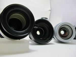 NEC NP14ZL Objektiv Standard Zoom LCD 2.97-4.79  – Bild 5