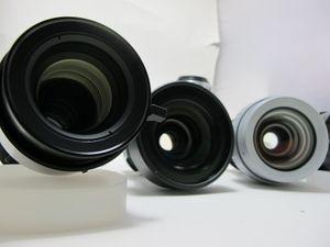 NEC GT-20ZL Objektiv Standard Zoom LCD 2.0-2.6:1 – Bild 3