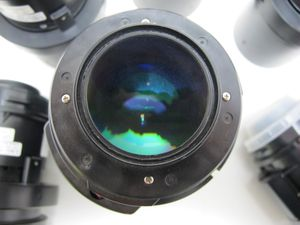 Sanyo LNS-W07 Objektiv Ultra Weitwinkel 0.7:1/0.8:1 – Bild 9