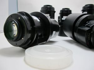Sanyo LNS-S11 Lens Standard Zoom LCD 1.6-2.1:1 – image 9