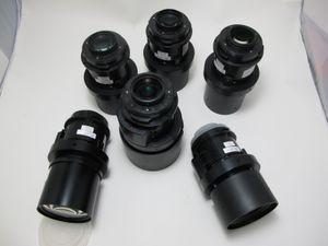 Sanyo LNS-T33 Objektiv Ultra Tele Zoom 5.7-9.0:1 neu – Bild 1