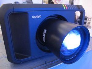 Sanyo PDG-DHT100L – Bild 3