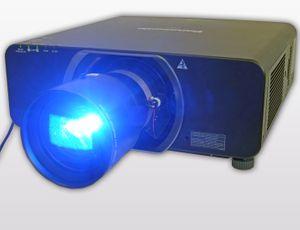 Panasonic PT DZ13K Projektor Full HD 3D – Bild 11