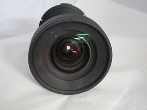 NEC NP06FL Lens Ultra Short Throw 1-Chip DLP 0.8:1 – image 1