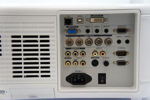 NEC NP4100 – Bild 4