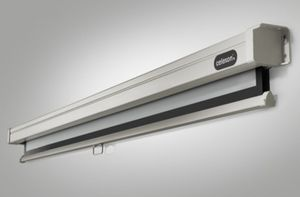 Professional Leinwand Rollo/Manual  16:9 240x135