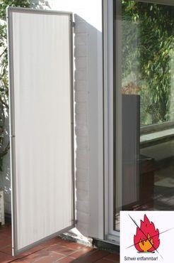In- und Outdoor Paravent Flexi 1, flexibler Sichtschutz in verschiedenen Farben