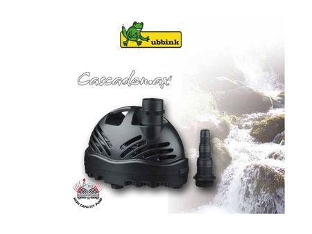 Ubbink® Cascademax 6000 sparsame und leistungsstarke Wasserfall- und Bachlaufpumpe