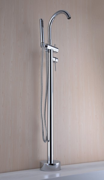 Freestanding bath shower mixer tap 8028 – Bild 2