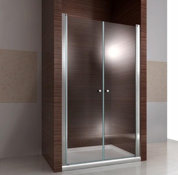 Duschabtrennung nische  Duschtür für Nischen kaufen - Nischentür bestellen