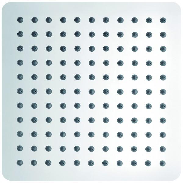 Douche de tête en acier inoxydable, carrée DPG2007 - 25x25cm – Bild 1