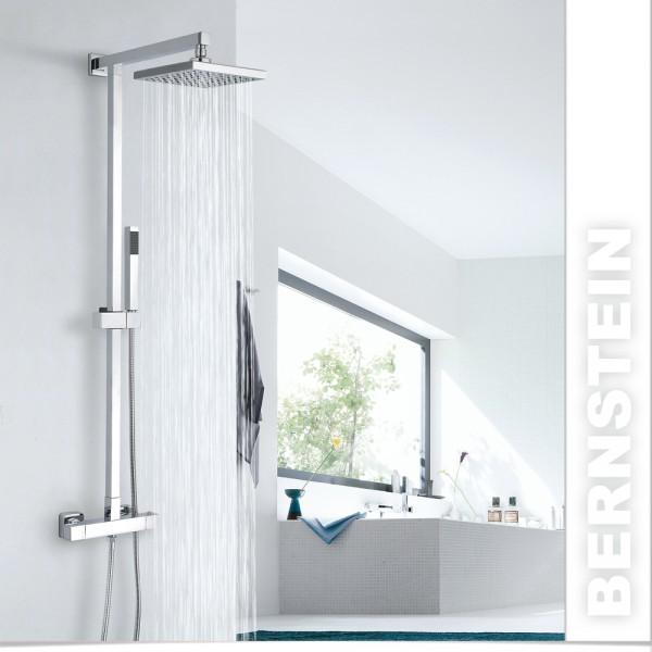 Design-Duschsystem Duschsäule SEDAL-Thermostat 8921C Basic (ohne Regendusche) – Bild 1