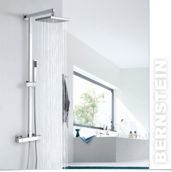 Shower set, shower system thermostatic shower panel set SEDAL 8921C BASIC (Without Rain shower) – Bild 1
