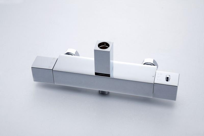 Design-Duschsystem Duschsäule SEDAL-Thermostat 8921C Basic (ohne Regendusche) – Bild 7