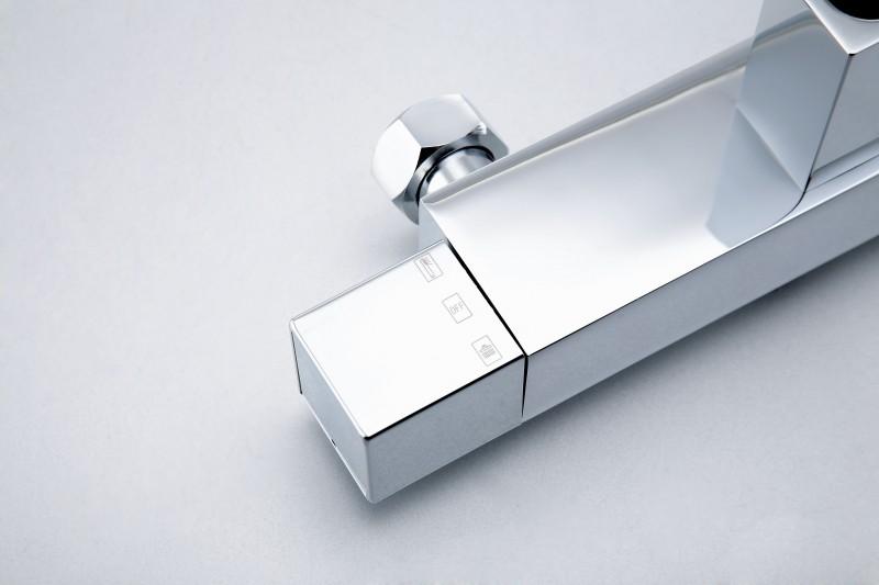 Design-Duschsystem Duschsäule SEDAL-Thermostat 8921C Basic (ohne Regendusche) – Bild 6