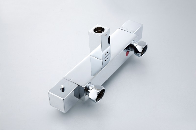 Design-Duschsystem Duschsäule SEDAL-Thermostat 8921C Basic (ohne Regendusche) – Bild 5