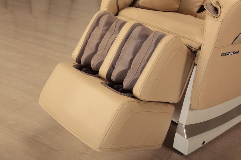 3D Massagesessel Dreamline Professional 600 creme – Bild 2
