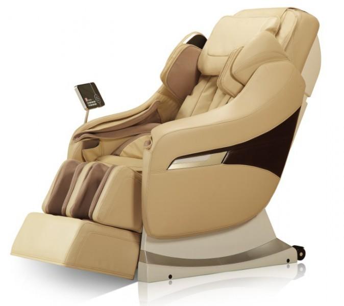 3D Massagesessel Dreamline Professional 600 creme – Bild 1