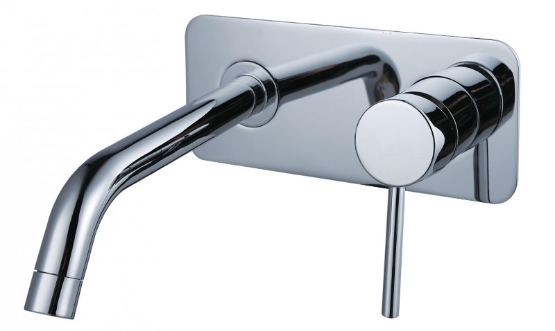 Washbasin wall mixer for 2 holes XX0539C