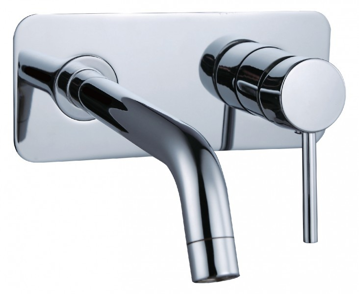 Washbasin wall mixer for 2 holes XX0539C – Bild 2