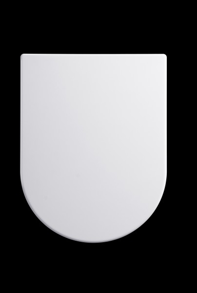 WC-Deckel Softclose WC-Sitz Ersatzdeckel U1002 - passend für BERNSTEIN WCs (CH1088/1088R/NT2019/NT2039/B-8030/CT1088/CT1099) – Bild 3