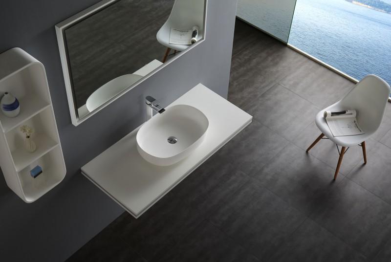 LED Lichtspiegel Badspiegel 2115 - Breite wählbar – Bild 2