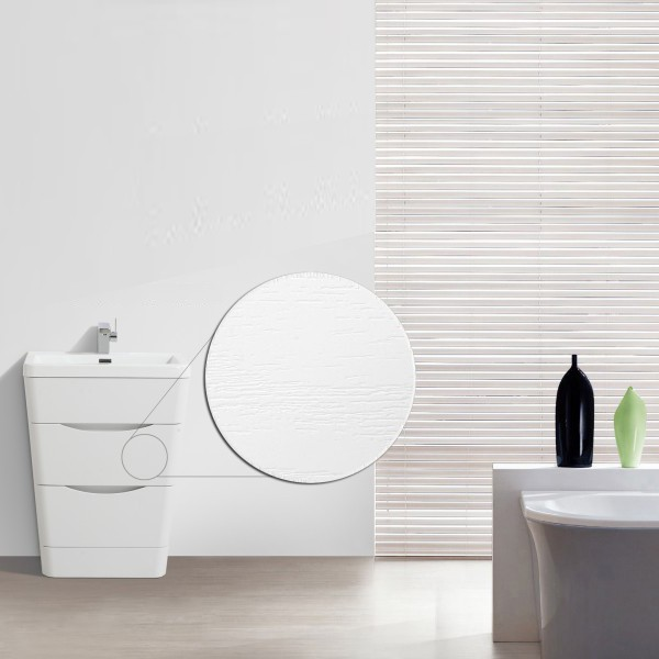 Bathroom furniture set Victoria 650D Basic - suitable for small bathrooms – Bild 5