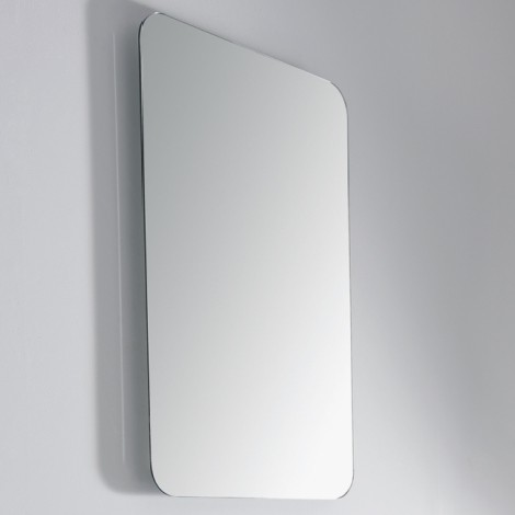 Bathroom furniture set Victoria 650D Basic - suitable for small bathrooms - mirror included – Bild 2