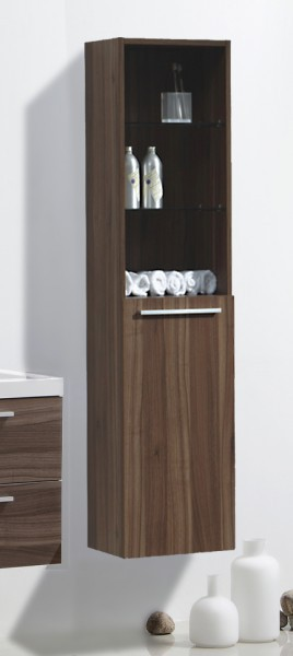 Bathroom Furniture Set R1600 - colour and accessories are selectable - dark walnut – Bild 9