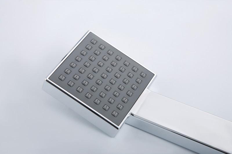 Unterputz-Duschsäule XX1520C - inkl. Regendusche aus Edelstahl & Unterputz-Grundkörper – Bild 3