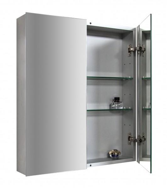 Spiegelschrank Multy BS60 mit Innenverspiegelung - Breite 60cm – Bild 4