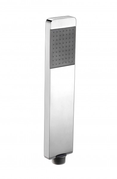 Chromed hand shower  HB13R with rounded corners – Bild 1