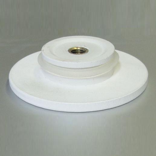 Vasque à poser TWA05 en fonte minérale (Pure Acrylic) - Haute brillance - 60,5 x 38 x 14,5 cm – Bild 6