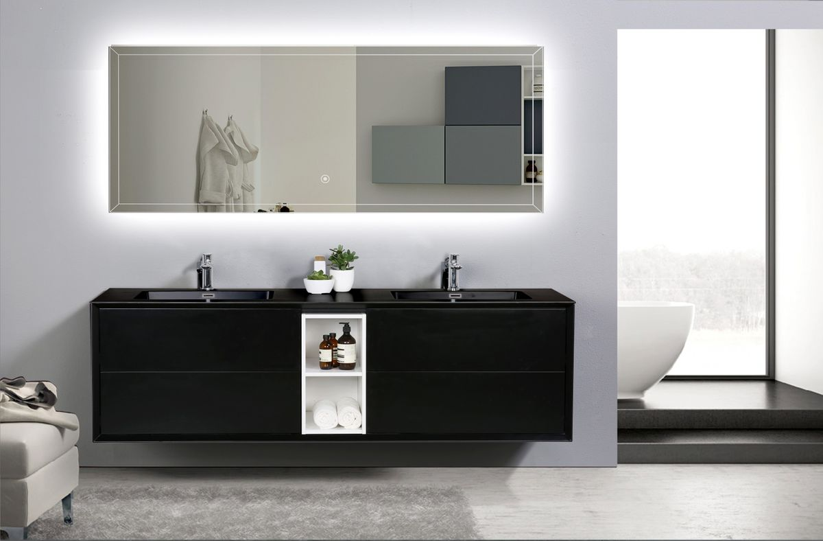 ensemble meubles de salle de bain couleur noix blanc anthracite ou wenige bernstein la. Black Bedroom Furniture Sets. Home Design Ideas