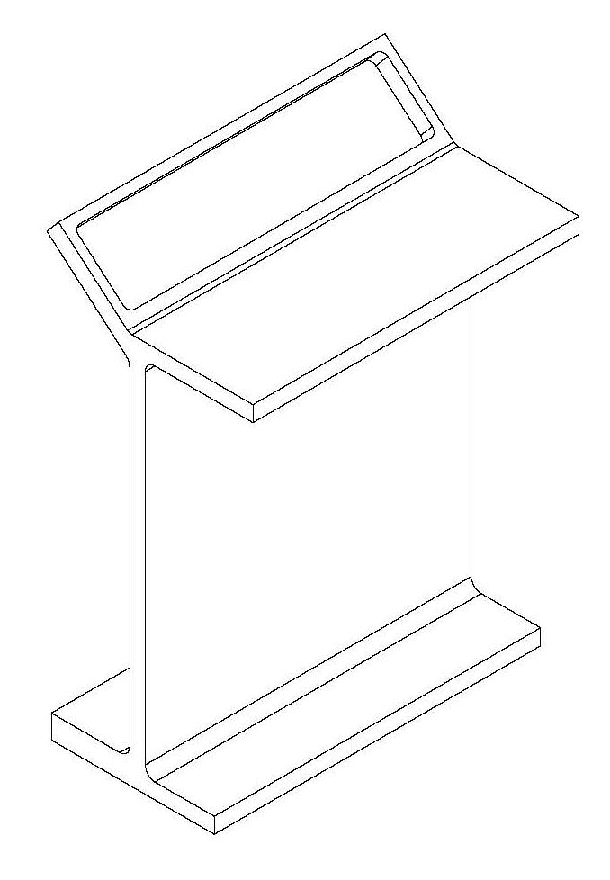 Standregal PB4004 aus Mineralguss - Mit Ablage und Handtuchhalter - Weiß matt – Bild 4