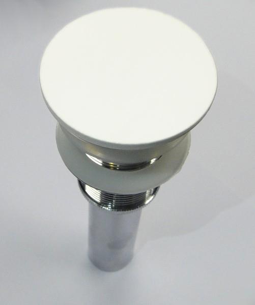 Countertop basin PB2094 in solid stone (Solid Surface)  - 46 x 40 x 30,3 cm - matt white – Bild 6