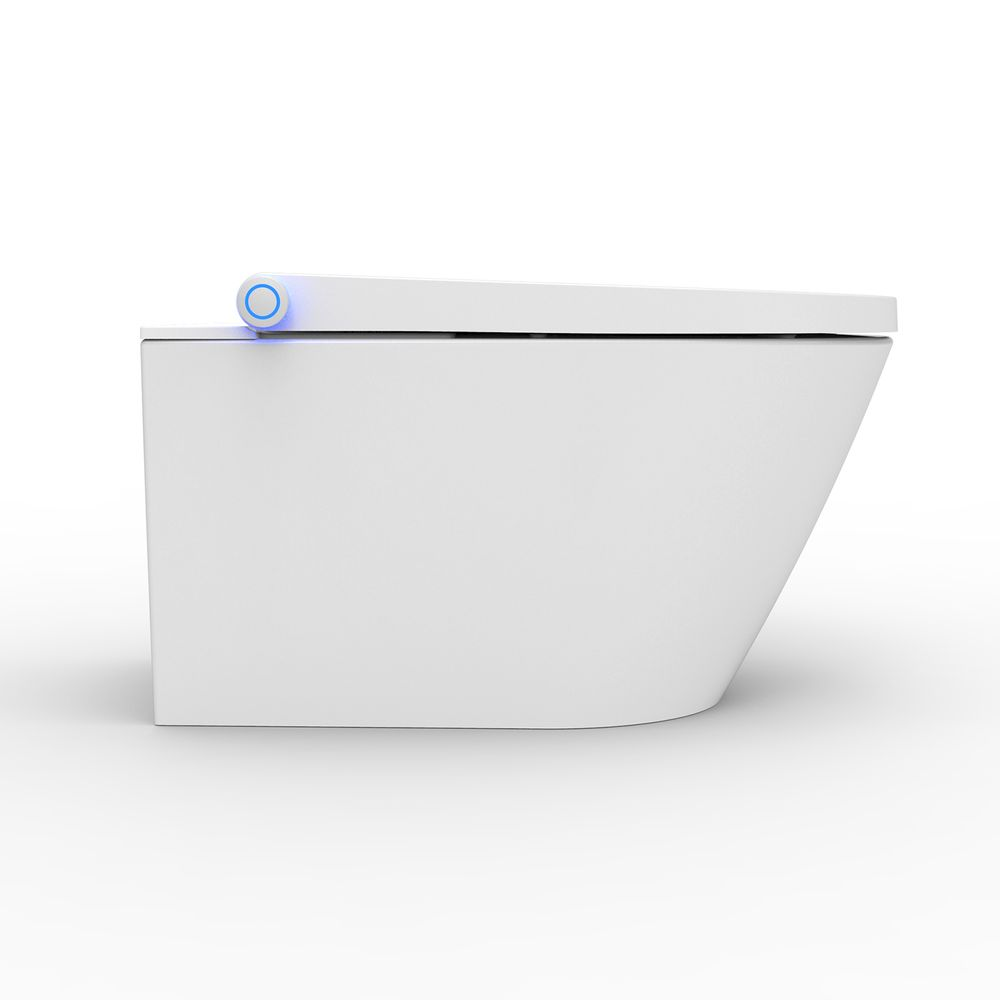 BERNSTEIN DUSCH-WC PRO+ 1102 Shower Toilet with integrated bidet function - white - rimless - japanese WC – Bild 3