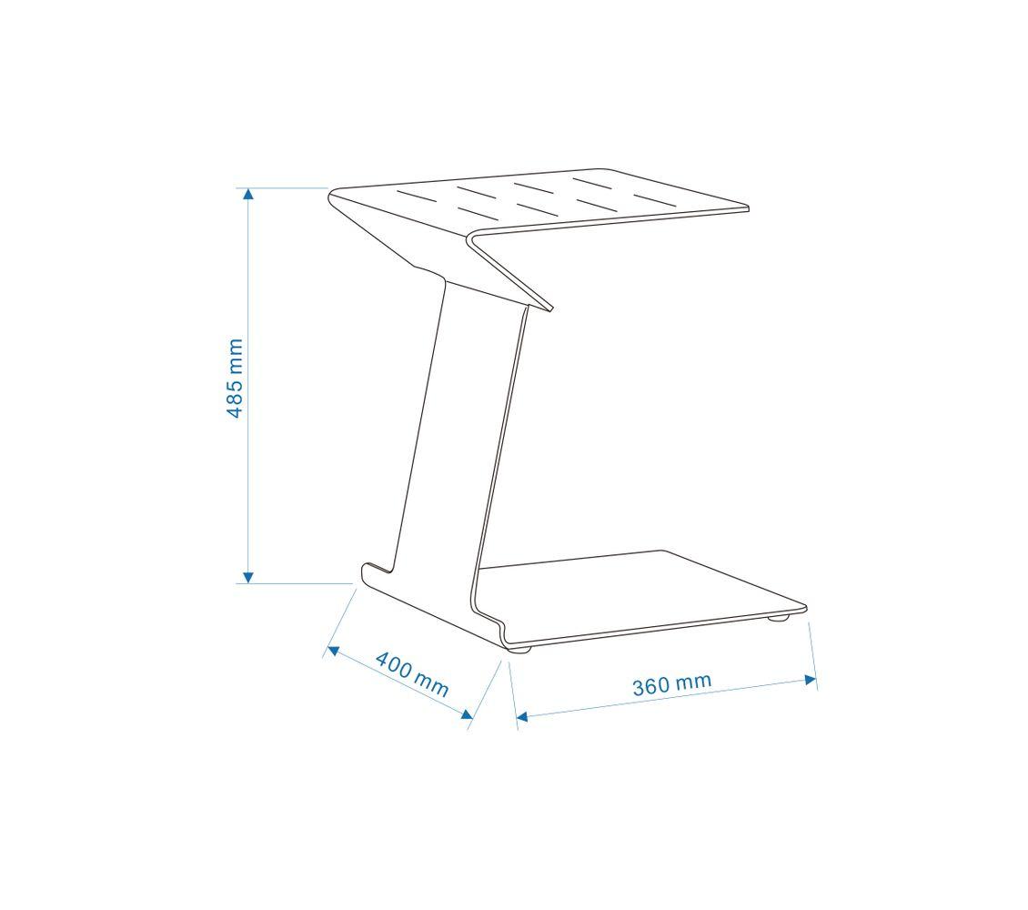 Gartenstuhl Klappstuhl CLINT - 2er Set Regiestühle Alu/Textil Weiß - Fußhocker & Beistelltisch wählbar – Bild 7