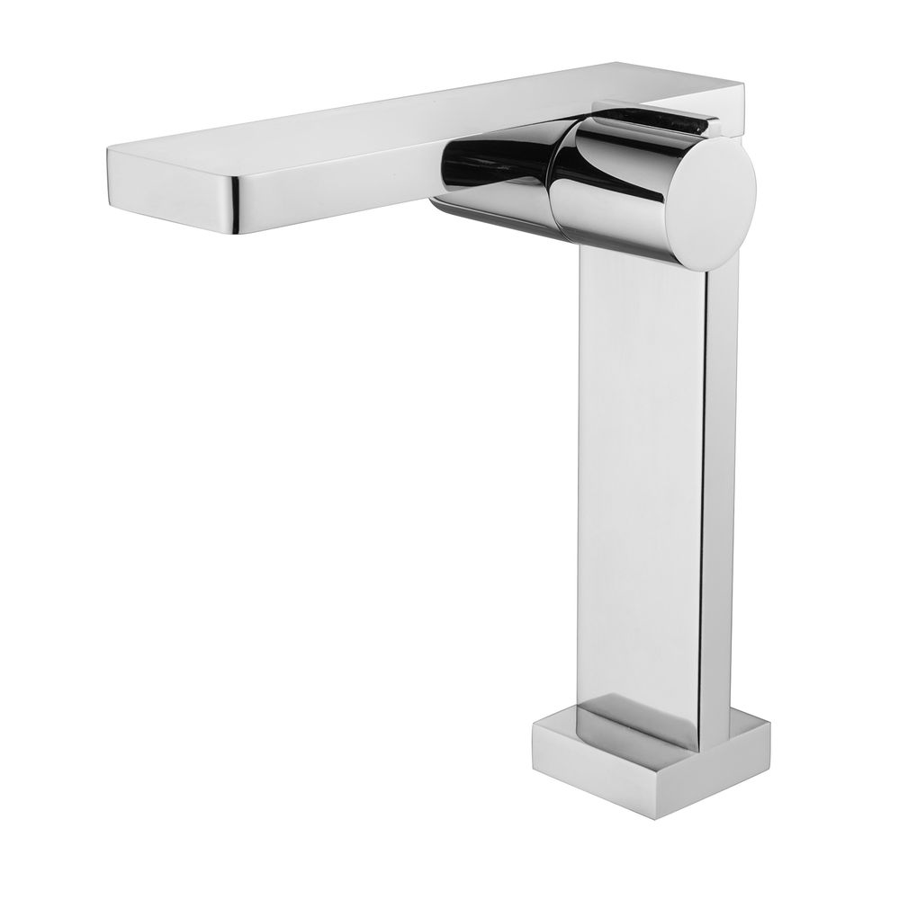 Single-lever washbasin mixer tap  NT3220C - chrome finish – Bild 1